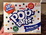 Poptarts 50th anniversary birthday cake flavor.jpeg