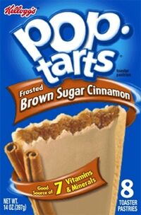 Frosted Brown Sugar Cinnamon