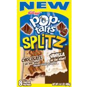 Chocolate Vanilla Splitz