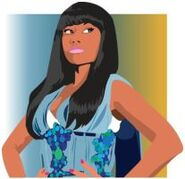 Nicki Minaj - Moment 4 Life Cartoom
