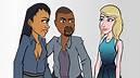 Rihanna, Kanye and Taylor