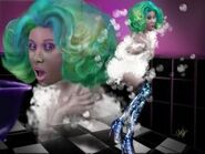 Nicki Minaj - I Am Your Leader Cartoon