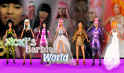 Nicki's Barbie World Cover