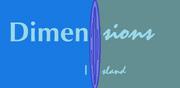 Dimension Island's Logo