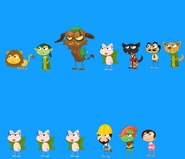 Cast of Characters 7