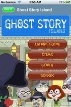Ghost Story Island App Walktrough