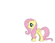 Hair - Fluttershy's Mane and Tail