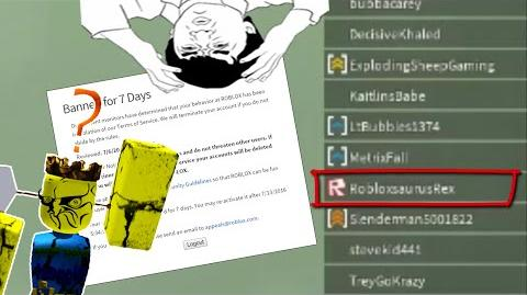 Roblox Try To Get Banned Challange Hacking A Roblox Administrator!!