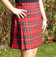 Included - Pants - Kilted Skirt