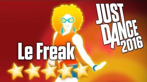 Just Dance 2016 - Le Freak - 5 stars
