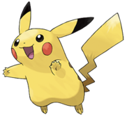 Pikachu's Ears and Tail