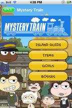 Mystery Train Island App Walkthrough