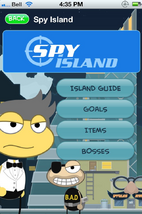 Spy Island App Walkthrough