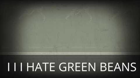 Utube poopy i hate green beans