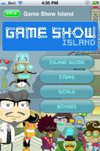 Game Show Island App Walkthrough