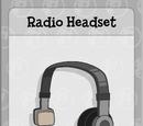 Radio Headset