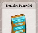 Fremulon Pamphlet