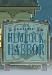 Hemlock Harboe Visitor Center
