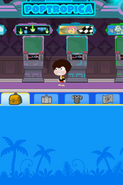 Poptropica Adventures museum arcade games