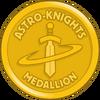 Astro-Knights Medallion