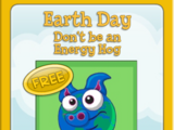 Earth Day - Don't Be An Energy Hog