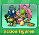 What do you collect action figures answer