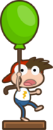PoptropiCon Balloon Boy figure
