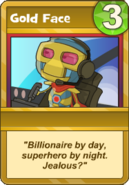 GoldFace