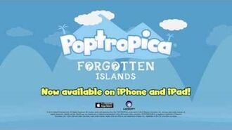 Poptropica Forgotten Islands - Launch Trailer US