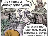 Monkey People Island