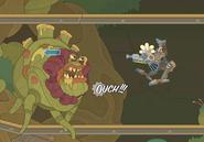 Mutant Plant Boss Steamworks