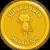 Super Power Medallion