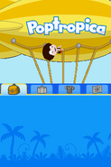 Poptropica Adventures blimp