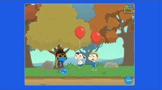 Red Balloon Boy Glitch