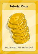 Tutorial Coins