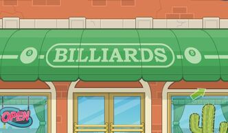 Billiardsbuilding