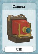 Camera Ghost Story
