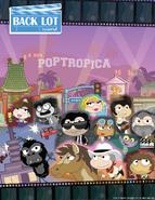 Backlot-poster