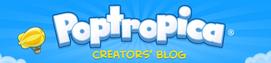 PoptropicaCreatorsBlogLogo