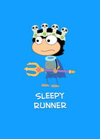 Sleepy Runner(Chinese Canadian)