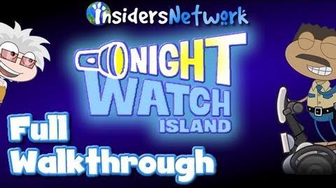 ★ Poptropica Night Watch Island Full Walkthrough ★