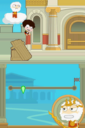 Poptropica Adventures Mythology race