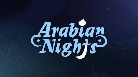 Poptropica Arabian Nights