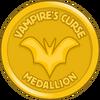 Vampire's Curse Medallion