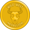 Wild West Medallion