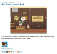 May I take your Order