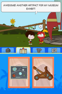 Poptropica Adventures Astro-Knights artifacts