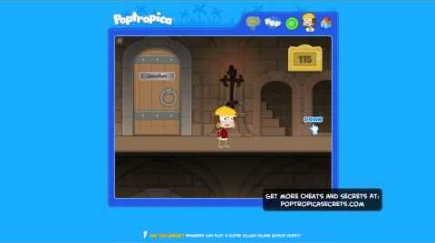 Poptropica Hotel Transylvania Ad Walkthrough