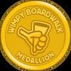 Wimpy Boardwalk Medallion