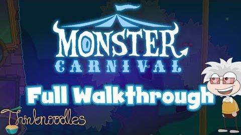 ★ Poptropica Monster Carnival Full Walkthrough ★
